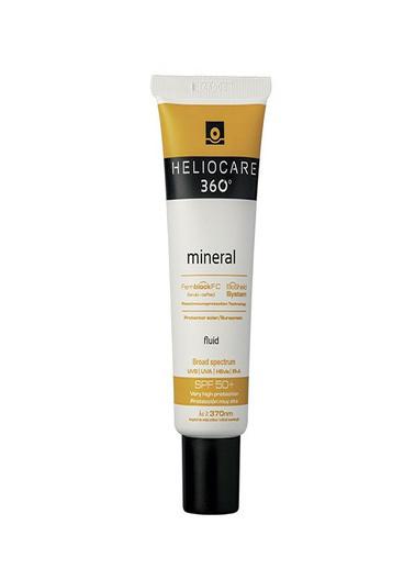 Heliocare Heliocare 360 Mineral Fluid SPF50+ 50ml Renksiz